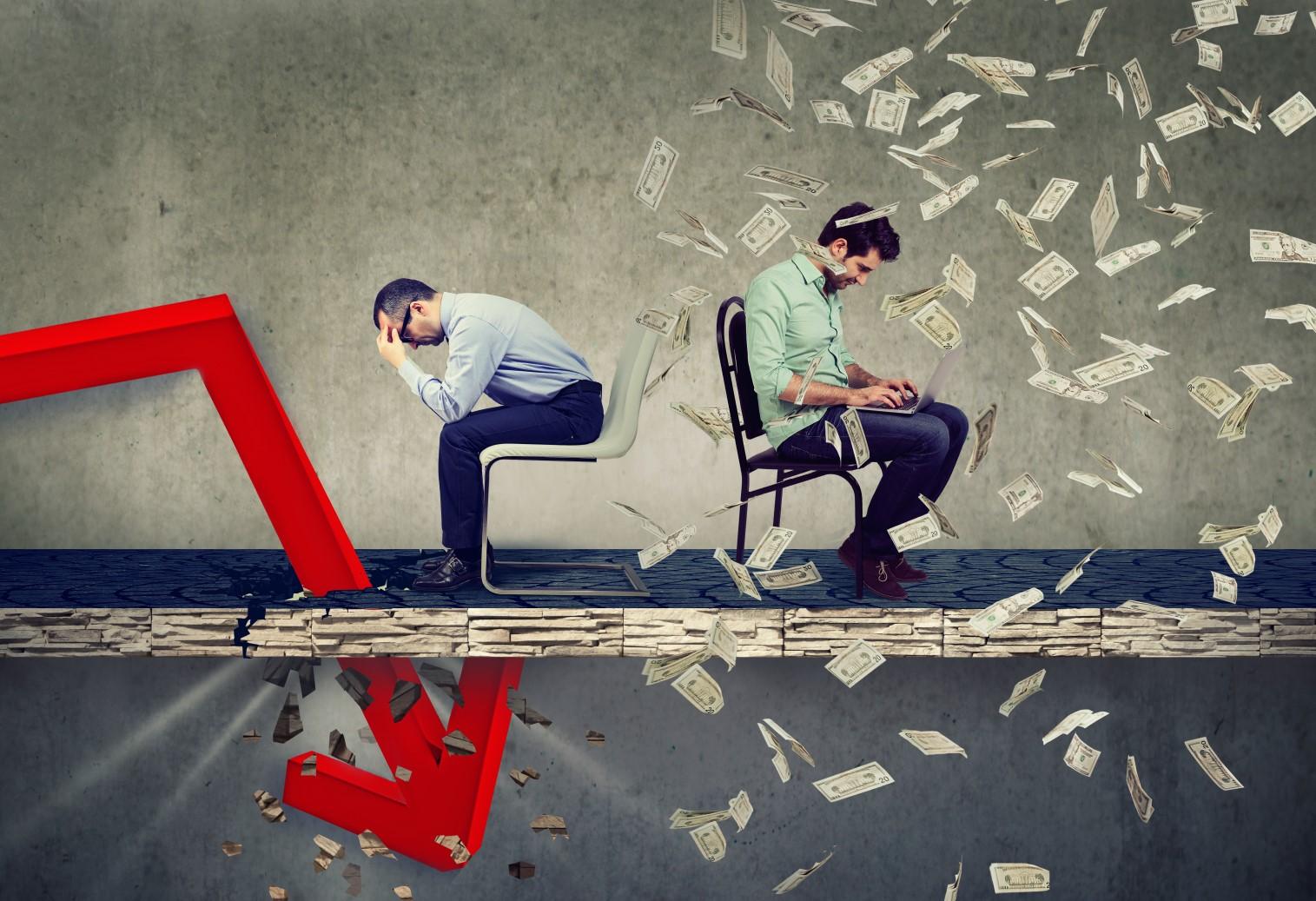 Stressed businessman AdobeStock_229270911