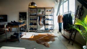 Jackson & James Store Interior