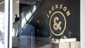 Jackson & James Window