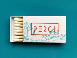 Perch Matchbook