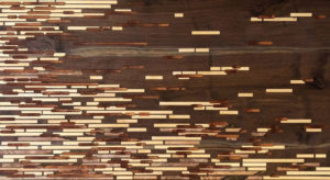 Sallie Plumley Studio Wood Pattern