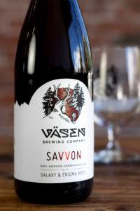 Vasen Brewing Co. Bottle