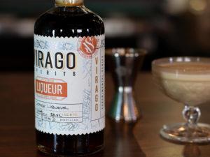 Virago Spirits Label