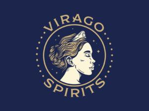 Virago Spirits Tshirt Design