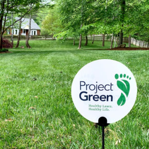 Project Green Yard Sign