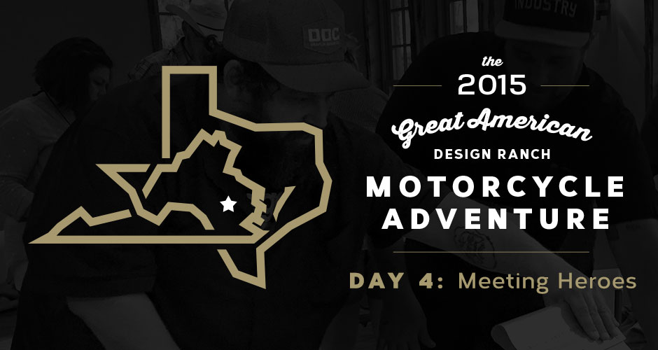 Design Ranch Moto Adventure: Day 4