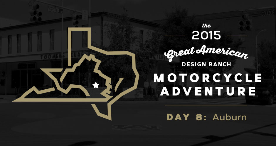 Design Ranch Moto Adventure: Day 8