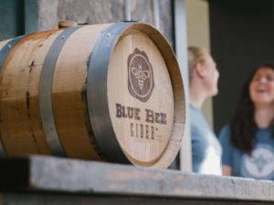 Blue Bee Cider