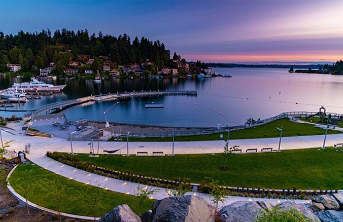 Meydenbauer Bay Waterfront Park