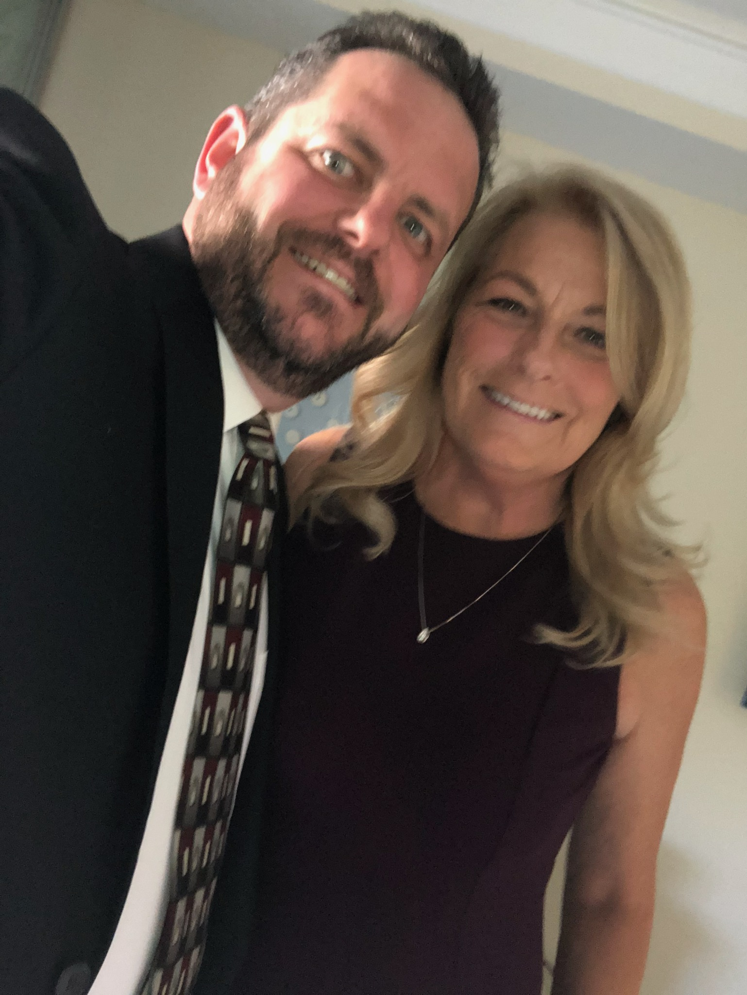 Todd & Michelle Wolfe, owners at Arlington Memorials Company, LLC