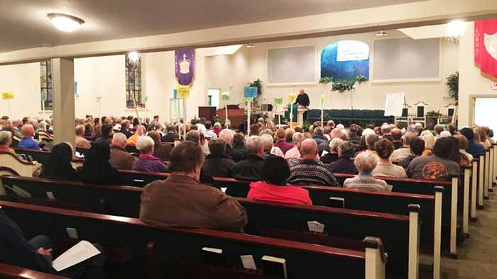 Justice Knox Annual Assembly