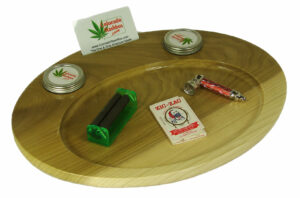 ROLLING TRAY, THE MOLLY BROWN