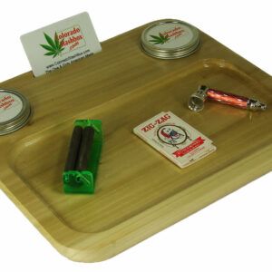 ROLLING TRAY, THE STEAMBOAT