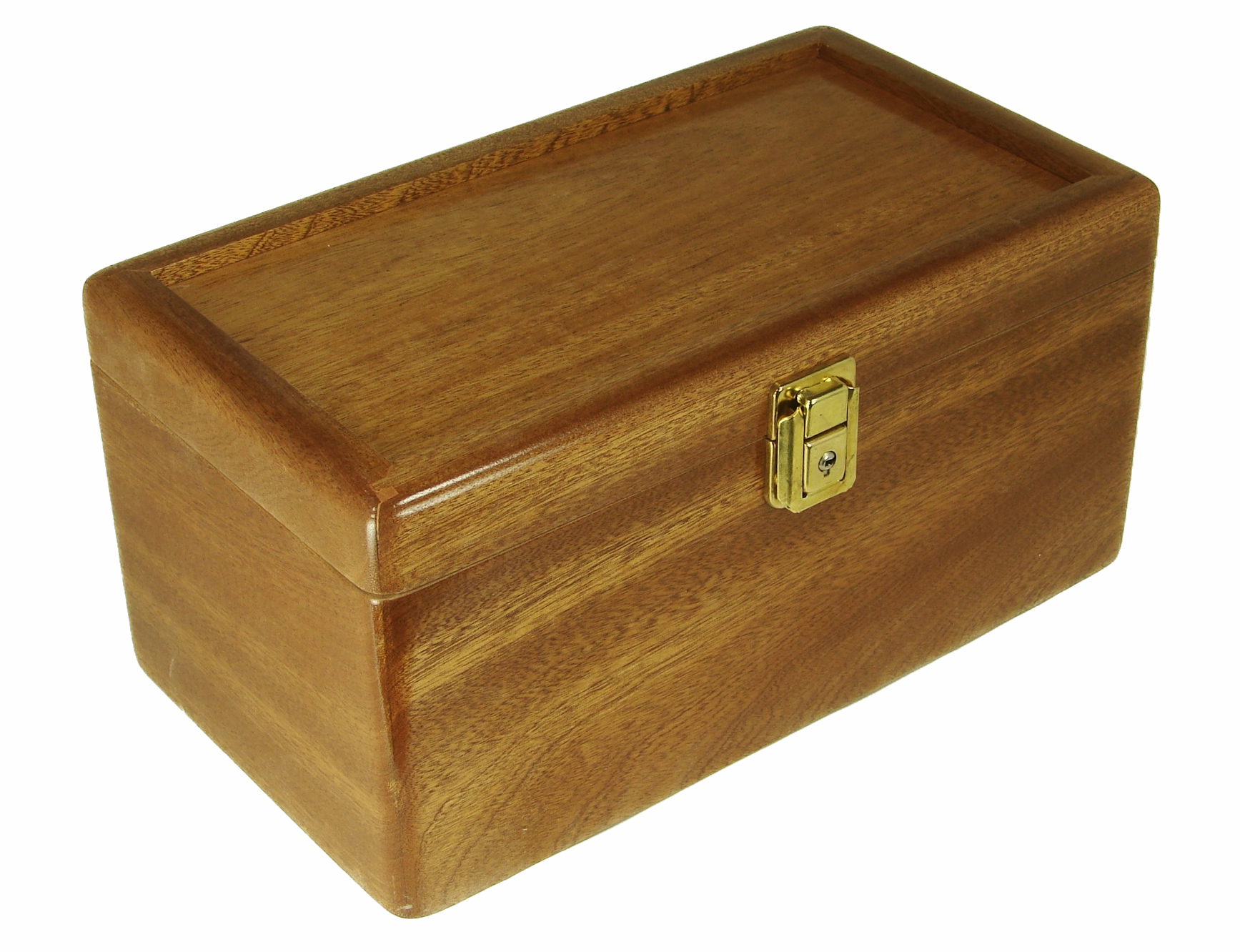 LOCKING STASH BOX