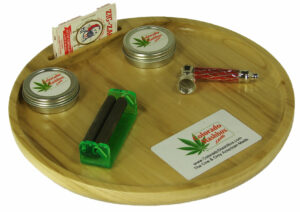 Rolling Tray, The Gold Miner