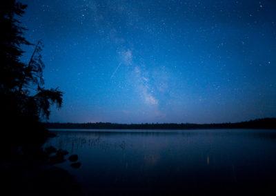 Layne-Kennedy-Milky-Way-Meteors-BWCA