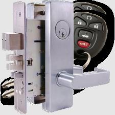 Commercial Door Lock Change - Lamar Locksmith
