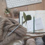 generic knitting photo