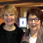 Jennifer and Mary Carol