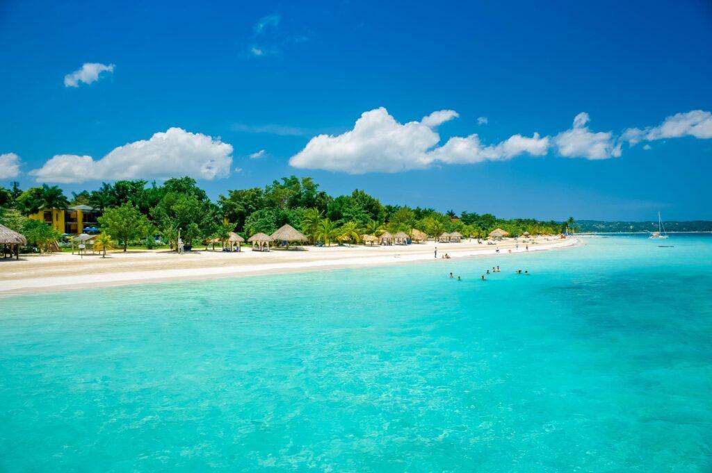 Negril Jamaica Seven Mile Beach