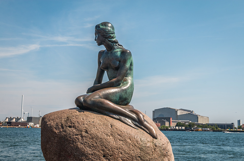 Little Mermaid, Copenhagen, Denmark-Best Places To Visit 2021