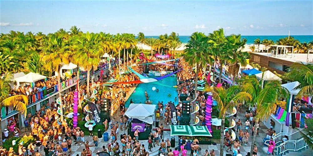 best city to party-Miami 2021