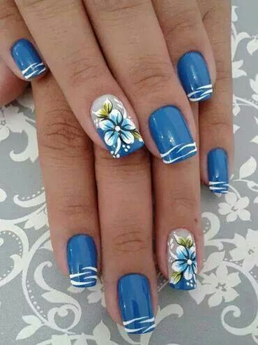 Nail Ideas for Vacation