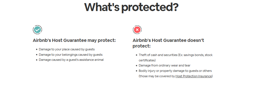 what is airbnb security deposit