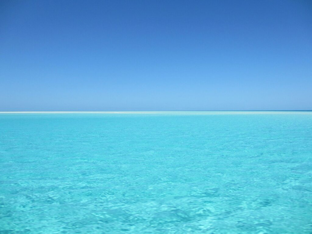 how many ocean in the world
