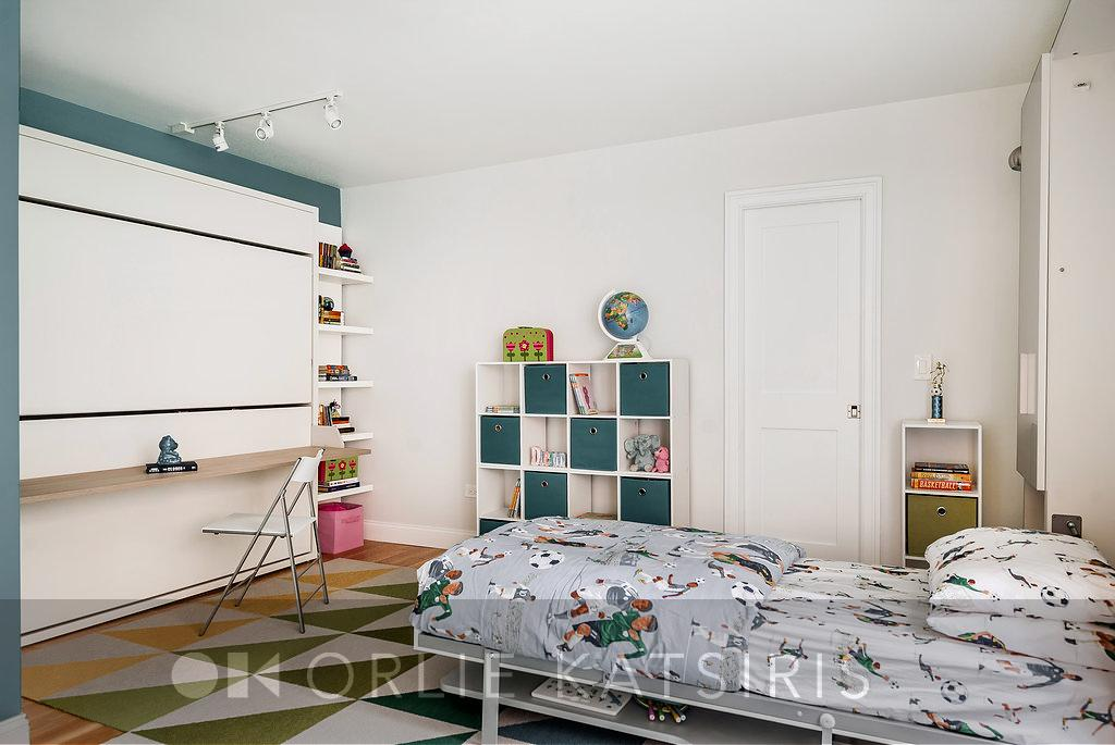 Bedroom Kids & Youth Bedroom renovated, designed & styled by Orlie Katsiris Staging & Interiors