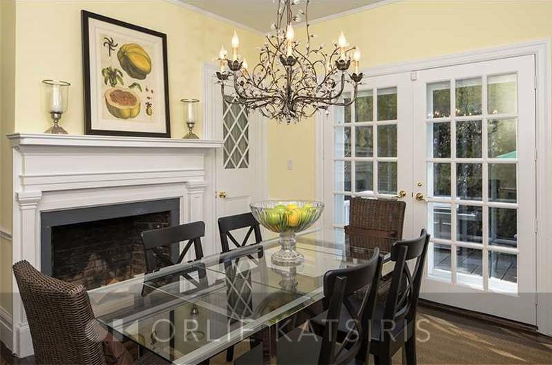 DiniDining Room styled and designed by Orlie Katsiris Staging & Interiors