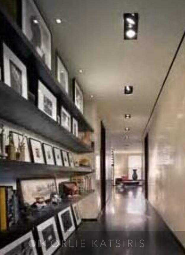 Gallery & Hallway styled by Orlie Katsiris Staging & Interiors