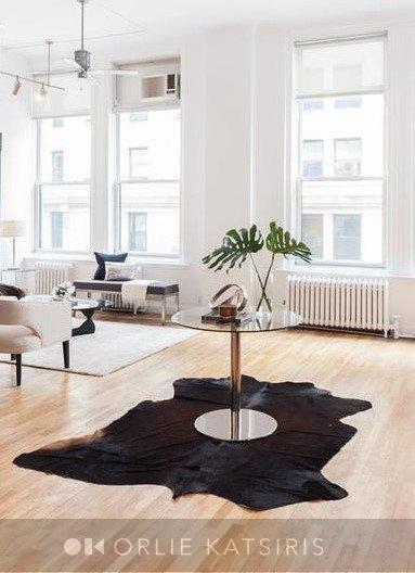 Foyer & entry table designed & styled by Orlie Katsiris Staging & Interiors