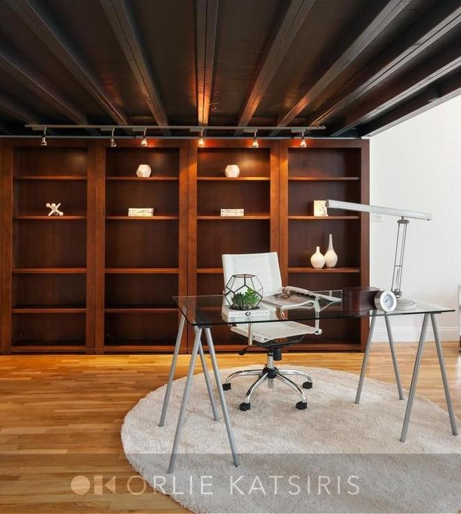 Office, Home Office & Desk Area designed & styled by Orlie Katsiris Staging & Interiors