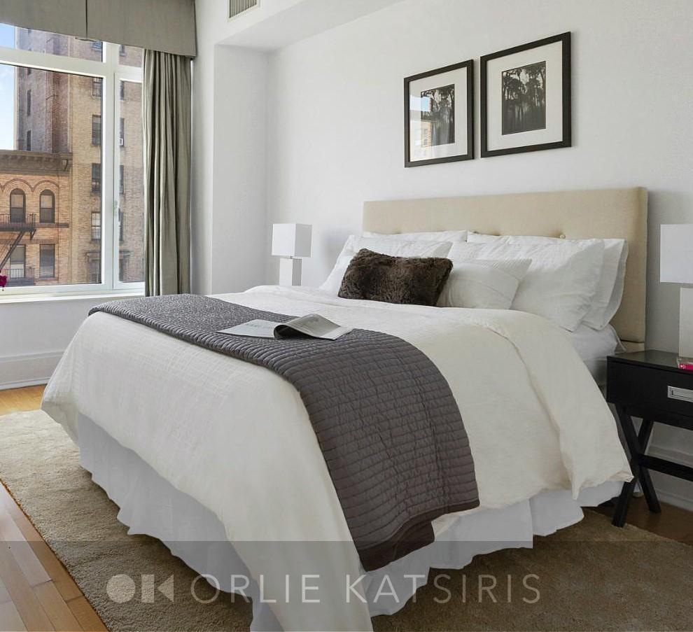 Bedroom & Master Bedroom Designed & Styled by Orlie Katsiris Staging & Interiors