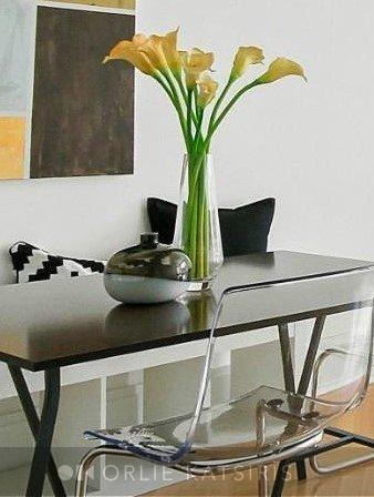 Dining Room & Dining Nook Designed & Styled by Orlie Katsiris Staging & Interiors