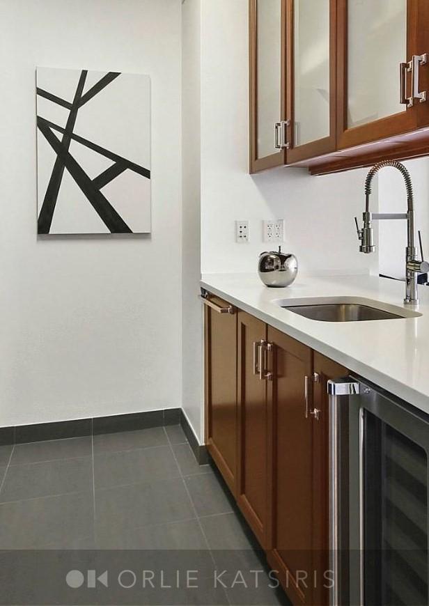 Kitchen Styled by Orlie Katsiris Staging & Interiors