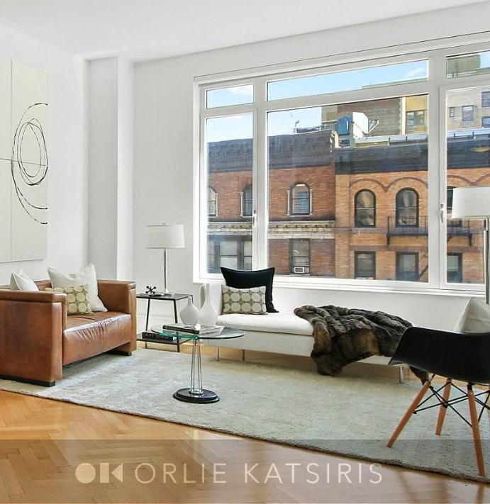 Living Room & Seating Room Designed & Styled by Orlie Katsiris Staging & Interiors