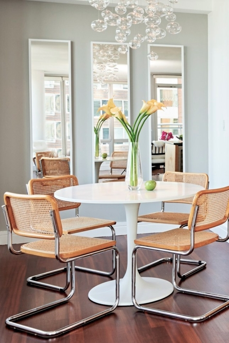 Dining room & Dining area designed & styled by Orlie Katsiris Staging & Interiors