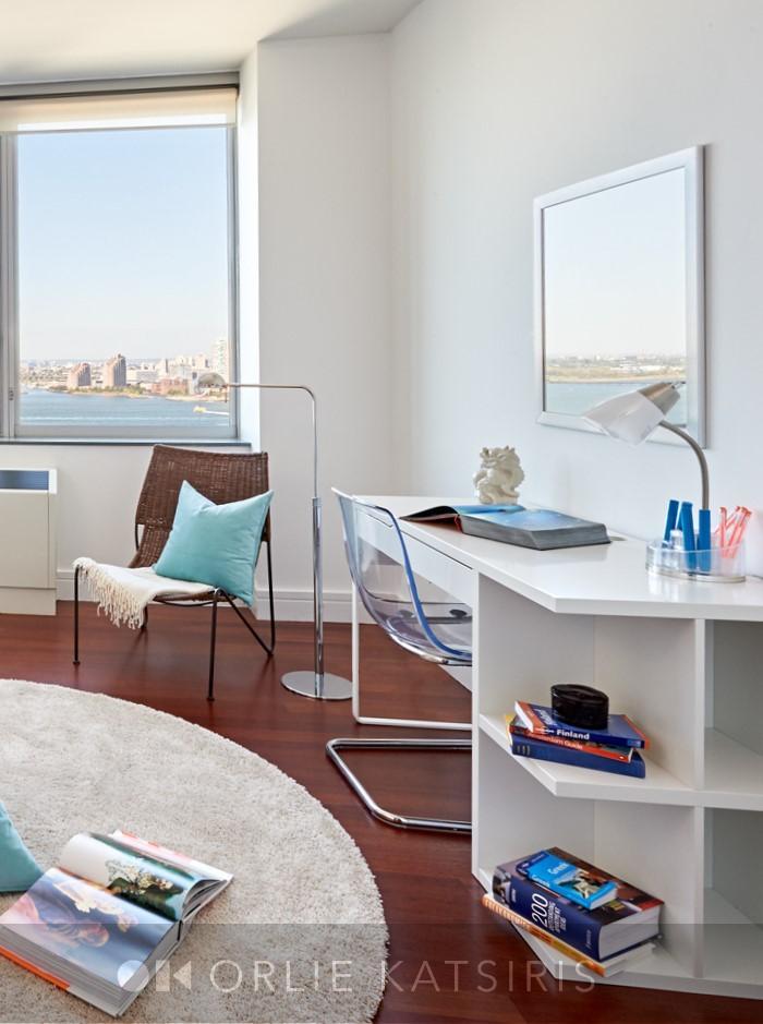 Kids Bedroom, Youth Bedroom & Family Room designed & styled by Orlie Katsiris Staging & Interiors
