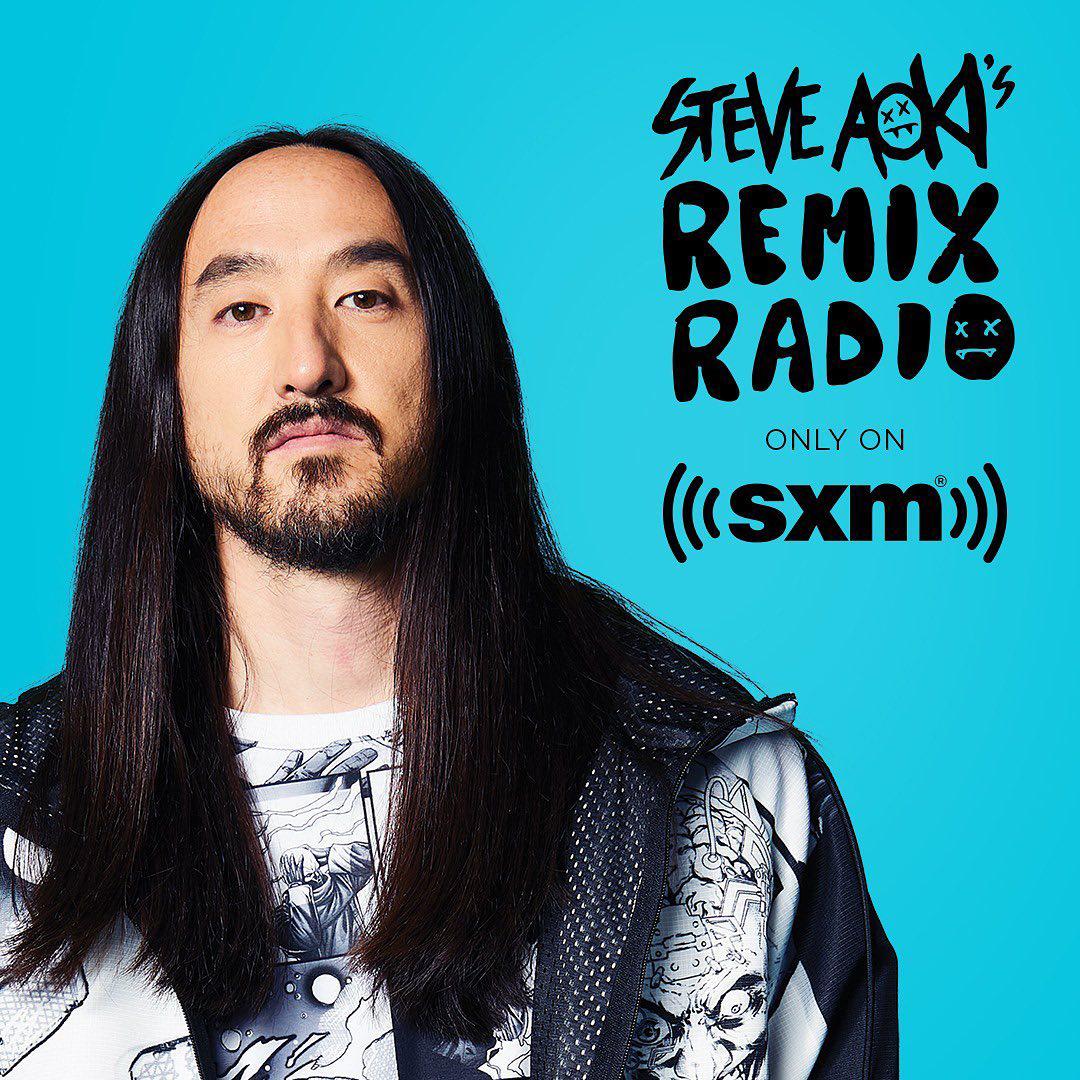 Steve Aoki Remix Radio