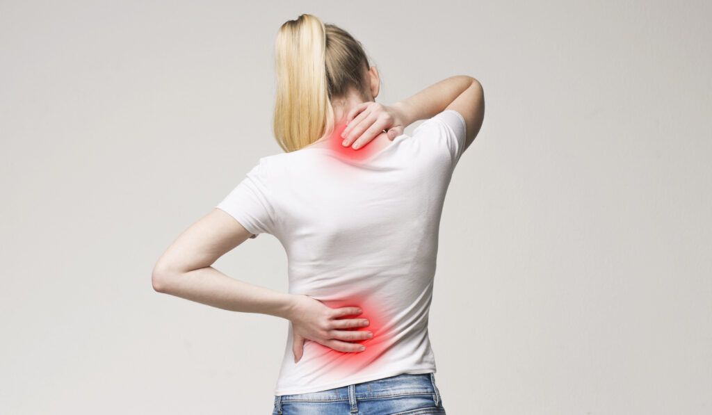 Chiropractic-for neck pain- and for back pain- Marcie Kinsey Gay DC