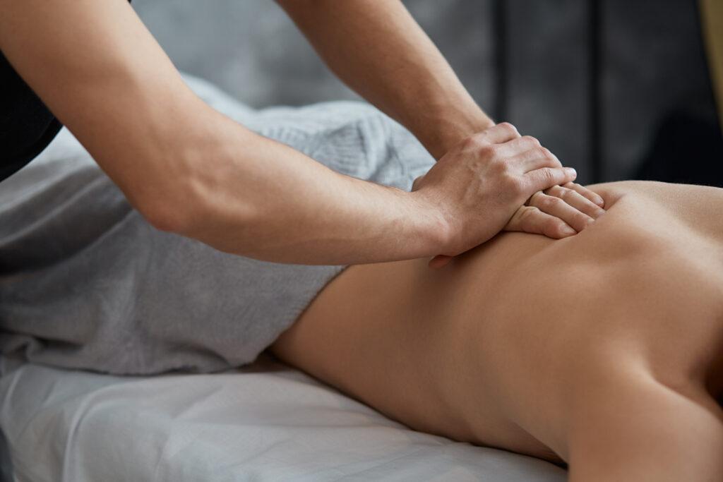 Dr Marcie Gay-massage