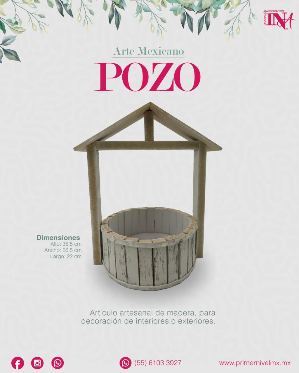 Flyer Pozo