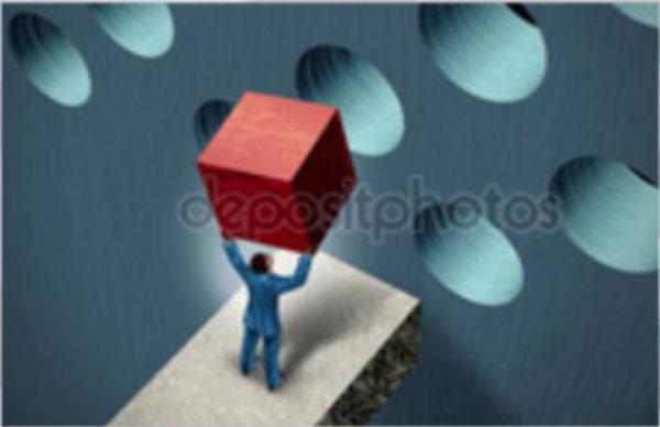 man-building