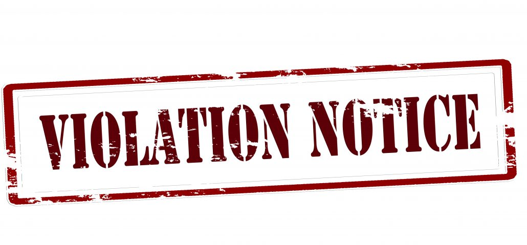 How to Resolve a Notice of Violation in the Bay Area