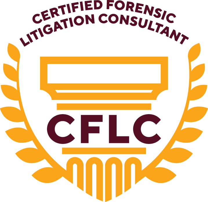Certified Forensic Litigation Consultant