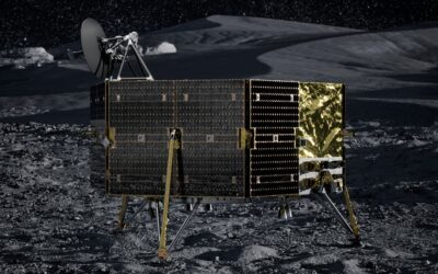 SpaceX to Launch Masten Mission 1 to Lunar South Pole