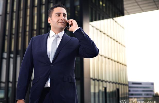 Medienhafen-Business-Portrait