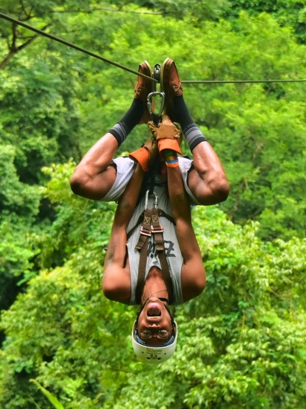 Epic Costa Rica Tours Zipline